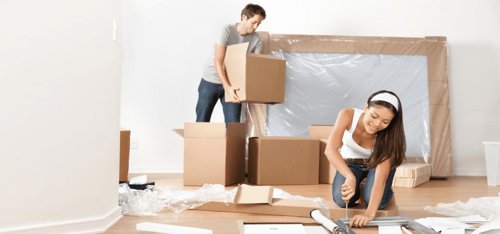 Professional movers Dubai